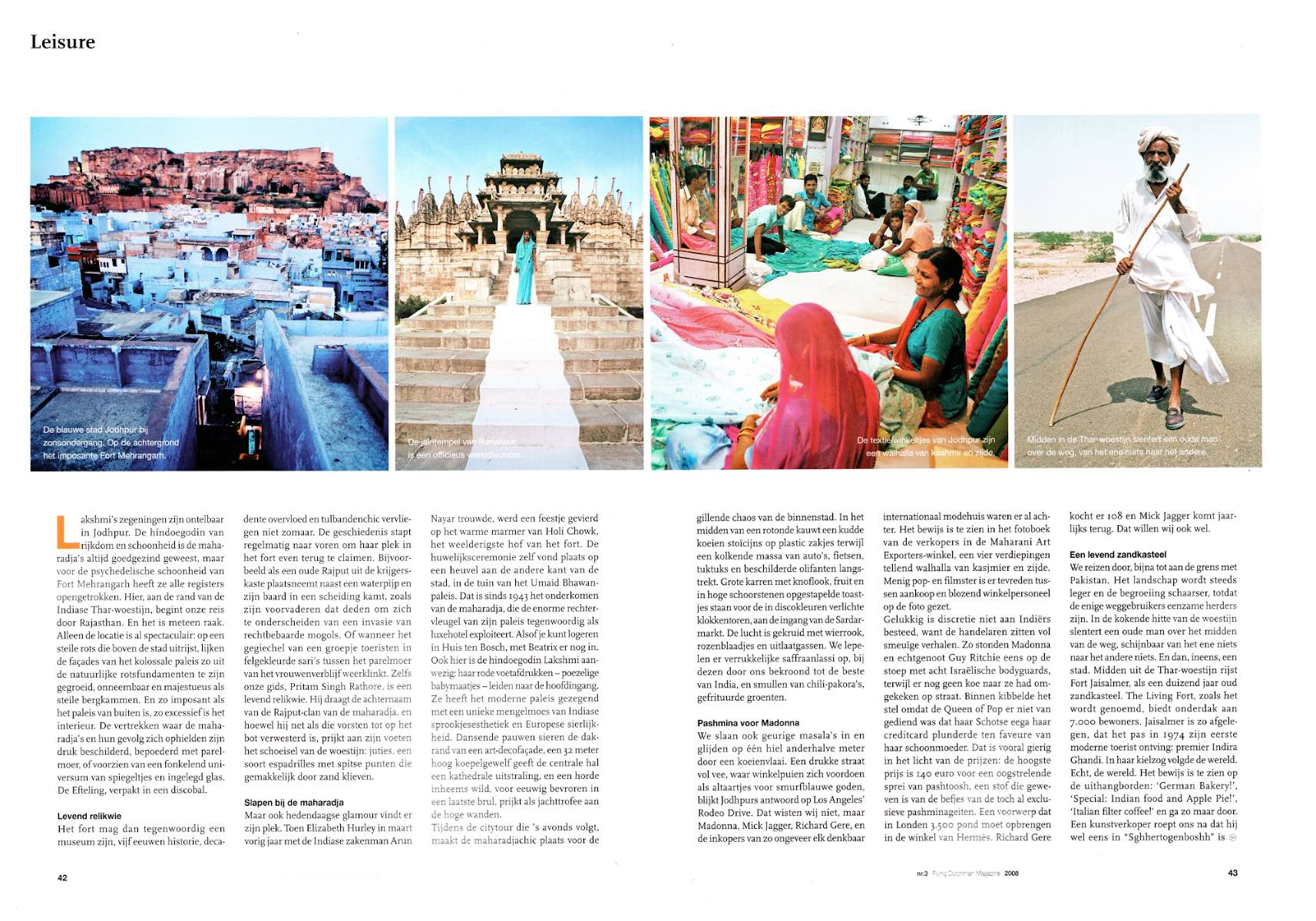 A diversity of travel features by Floris Leeuwenberg