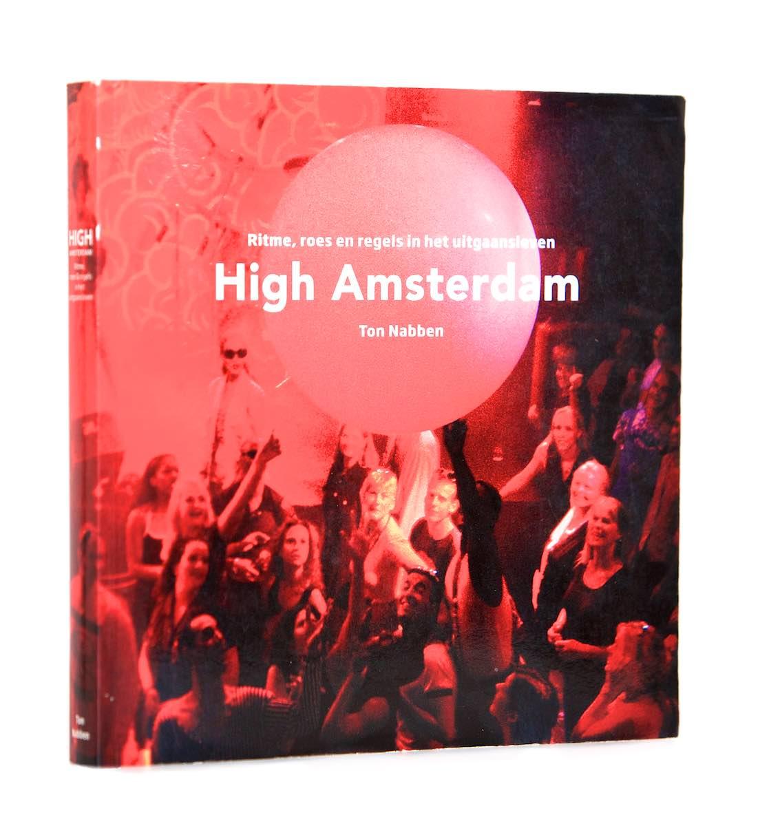 High Amsterdam  the Book