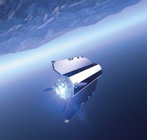 ESA Spacecrafts Cotce & Herschel