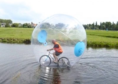 Waterwalk Bubblebike