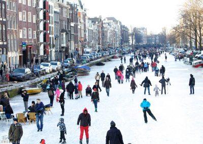 Annette Gerritsen Dutch Olympic speed skater