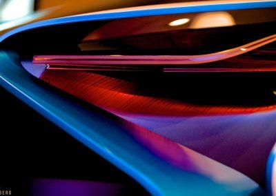 BMW Vision tale lights