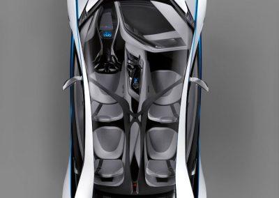 Efficient Dynamics BMW Vision