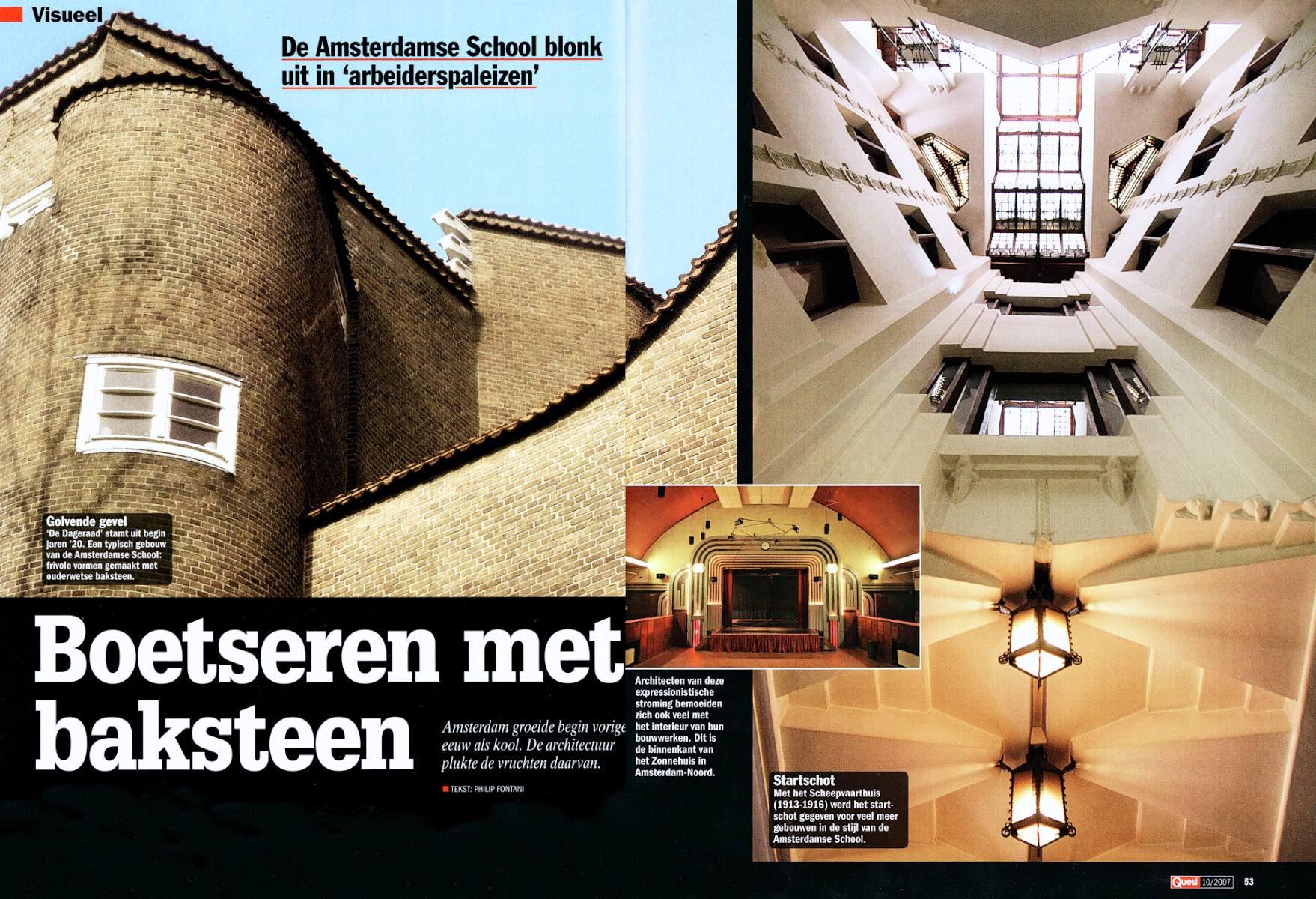 Amsterdamse school 010