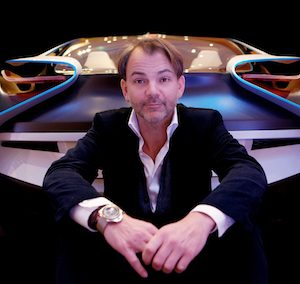 Adrian van Hooydonk, Head of BMW Design