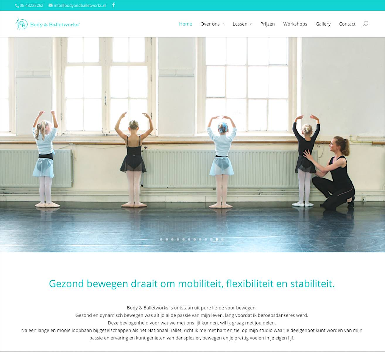 Websites Floris Leeuwenberg