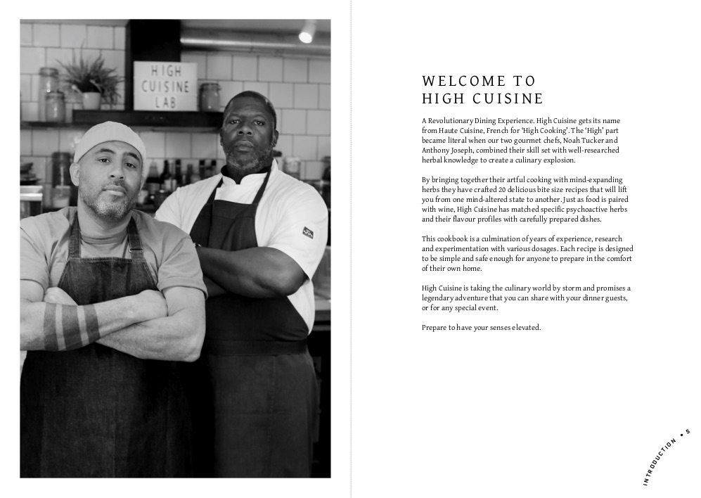 High Cuisine Bites Book 1