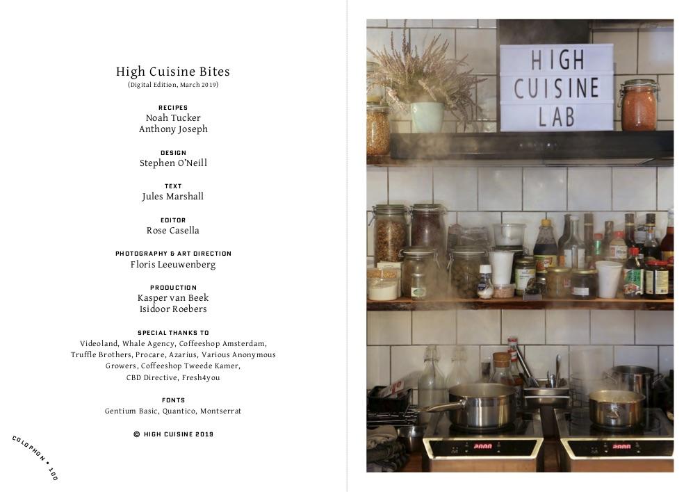 High Cuisine Bites Book 14