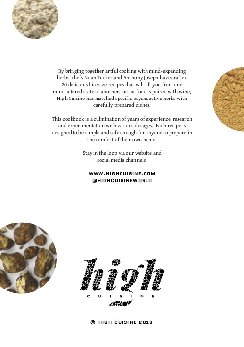 High Cuisine Bites Book 15