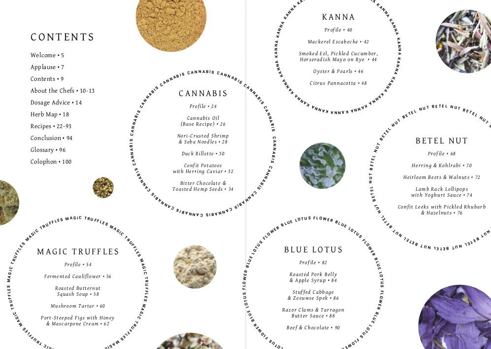 High Cuisine Bites Book 3